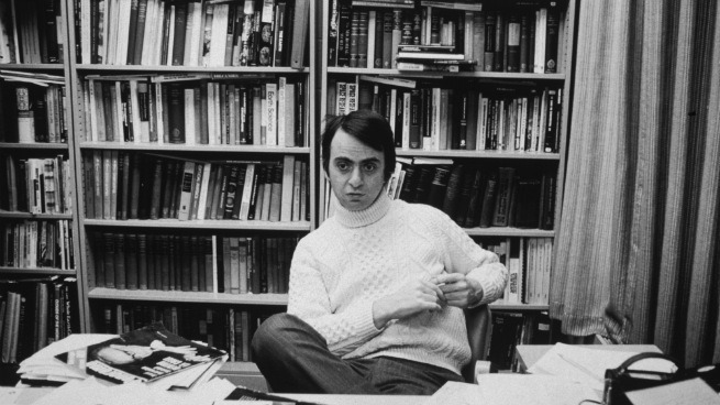 Mr x carl sagan essay